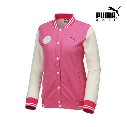 [푸마골프] 여성 배색 포인트 자켓 923363-02_GA