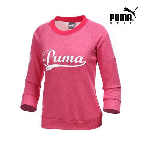 [푸마골프] 여성 패치 포인트 티셔츠 923366-02_GA