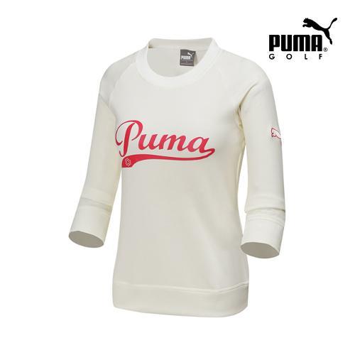 [푸마골프] 여성 패치 포인트 티셔츠 923366-04_GA