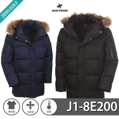 [JEAN PIERRE] 쟌피엘 덕다운 패딩 자켓 Model No_J1-8E200