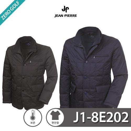 [JEAN PIERRE] 쟌피엘 매식 덕다운 점퍼 자켓 Model No_J1-8E202