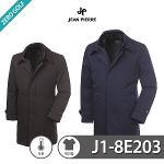 [JEAN PIERRE] 쟌피엘 버버리스타일 다운 코트 자켓 Model No_J1-8E203