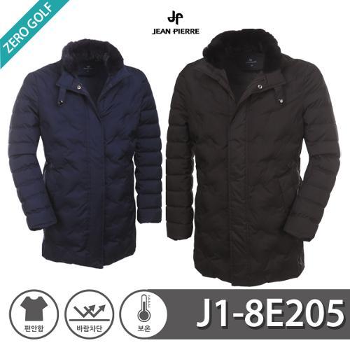 [JEAN PIERRE] 쟌피엘 덕다운 기본 코트 자켓 Model No_J1-8E205