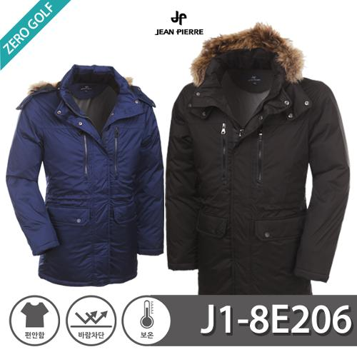 [JEAN PIERRE] 쟌피엘 라쿤덕다운 캐쥬얼 자켓 Model No_J1-8E206