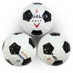[등급 A-] 축구공 무늬 로스트볼 10알 LBMIX012