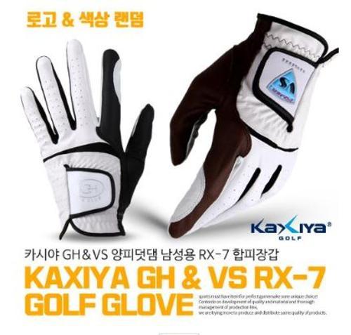 [오특] 카시야 GH&VS 양피덧댐 남성용 RX-7 합피 골프장갑