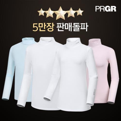 [PRGR] 흡한속건/쿨링 기능성 남/여 언더레이어_GA