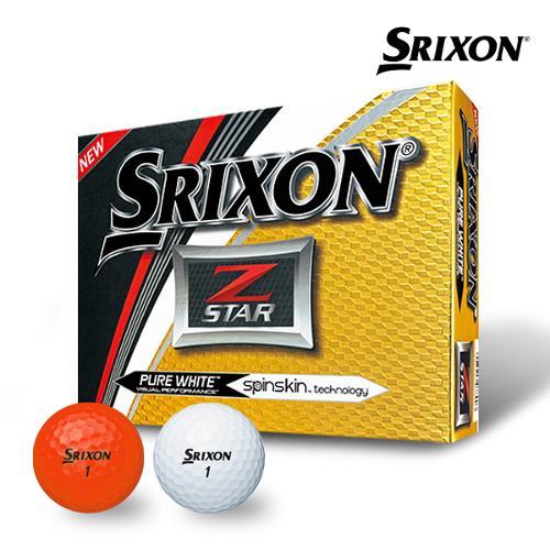 [스릭슨/LPGA 2연속 우승기념] Z-STAR 5 골프공(12알/3피스/화이트)+6알추가증정