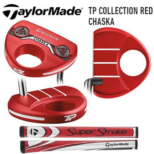 [해외구매대행] 테일러메이드 골프 챠스카 TP 컬렉션 레드 퍼터 TaylorMade TP COLLECTION RED Chaska 퍼터
