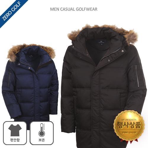 [쟌피엘] 추운 겨울 이거 하나면 되 덕다운 패딩 자켓