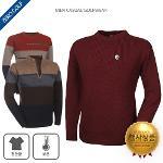 [마스터베어 外] 언제나 입기 좋은 하프집업&라운드 니트 티셔츠 3종 택일