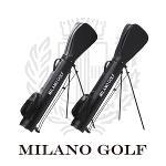 밀라노 MILLANO 남성 고급 이태리풍 스탠드형 하프백/골프백 - ST-MHB602