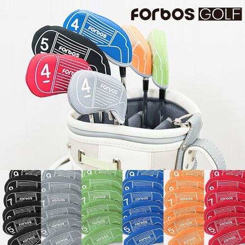 포보스 정품 슬림 아이언커버 9개구성 FBSIC-SLIM