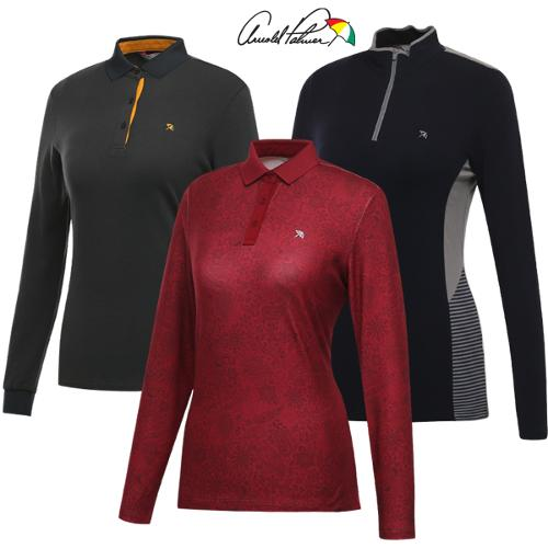 [아놀드파마] FW 마지막수량 찬스 여성 긴팔티셔츠 5종 택1/골프웨어_242533
