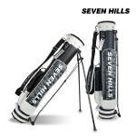 세븐힐스 정품 골프하프백 스탠드형 골프용품 골프가방