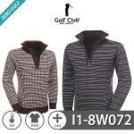 [GOLF CLUB] 골프클럽 넥포인트 하프집업 니트 Model No_I1-8W072