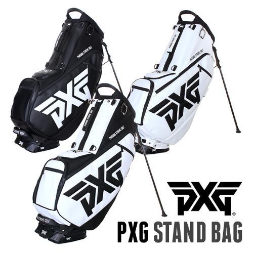 [직수입한정판]PXG GOLF 스탠드백 캐디백(50/50,SHADOW,GLACIER)