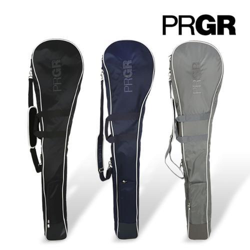 프로기아코리아 PRGR 친환경원단 하프주머니 HBG-108 골프용품 골프하프백