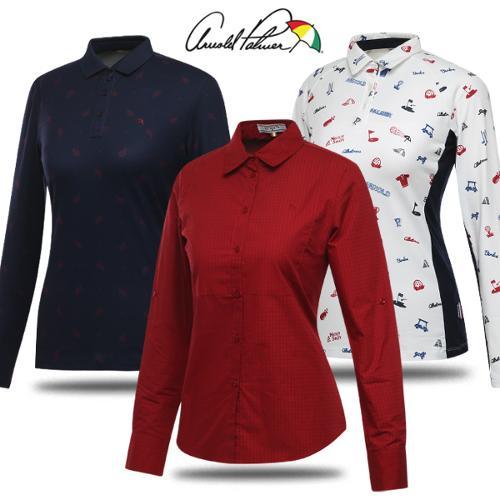[아놀드파마] FW시즌 데일리 여성 긴팔티셔츠 균일가 5종 택1/골프웨어_242760