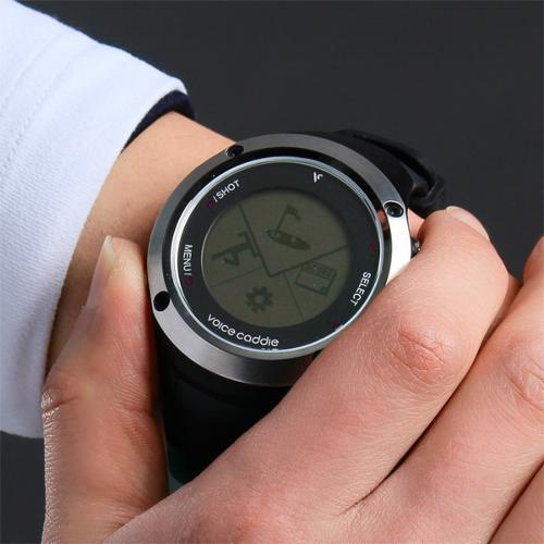 보이스캐디 GPS 시계형 T2A 거리측정기 필드용품