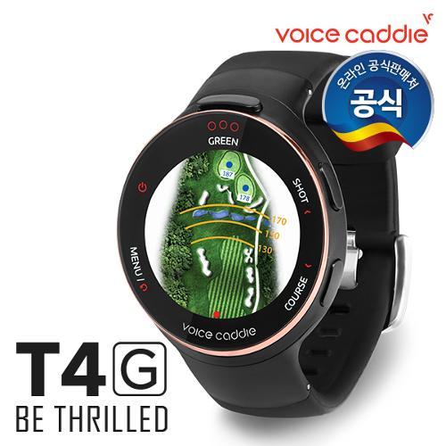 보이스캐디 T4G 시계형 거리측정기