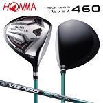 [해외구매대행] 혼마 골프 TW737 460 드라이버