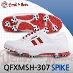 데니스 QFXMSH-307 스파이크 골프화 남성