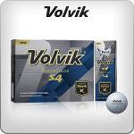 볼빅 17 WHITE COLOR S4 골프공 골프볼 4피스