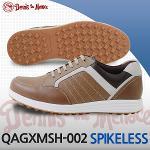 데니스 QAGXMSH-002 스파이크리스 남성골프화