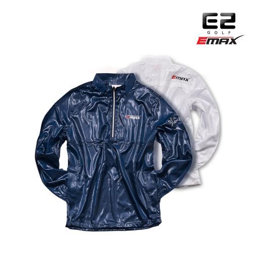 E2골프 EMAX 반집업 풀집업 골프 바람막이 자켓