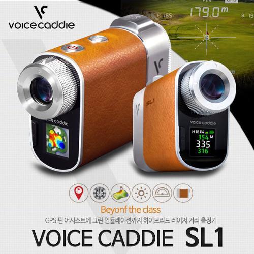 유컴 보이스캐디 2018 SL1 레이저 거리측정기