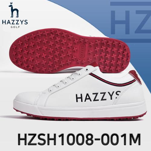 헤지스 HZSH1008-001M 스파이크리스 남성 골프화 레드