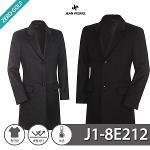 [JEAN PIERRE] 쟌피엘 베이직 모직 코트 Model No_J1-8E212
