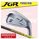 [해외구매대행] 브리지스톤 골프 JGR FORGED (JGR 포지 드) 단품 아이언  TourAD J16-11I 카본 샤프트
