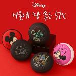 [디즈니 공식] 미키 미니마우스 충전식 휴대용 손난로 보조배터리 5400m Ah 5종 택1