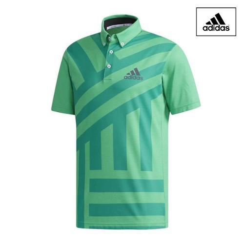 아디다스 SS 남성 클라이마쿨 반팔 티셔츠_CV8830_ADIDAS M GOLF SHIRT 골프웨어 골프의류
