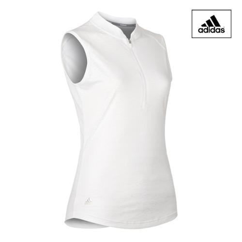 아디다스 SS 여성 클라이마쿨 민소매 티셔츠_CD4033_골프웨어 골프의류 ADIDAS SS W GOLF WEAR
