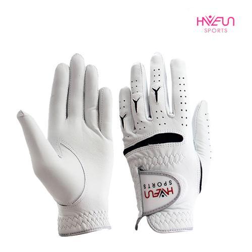[하은] 하은스포츠 여성용 골프장갑 [양손/양피]/골프용품/필드용품/연습용품