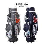 [2019년신제품-국내산]포비나 골프 C-PB7019 폴리에스터원단 바퀴달린 핸드케리어 캐디백