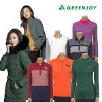 GREENJOY[그린조이] 여성 골프 티셔츠 BEST 모음전