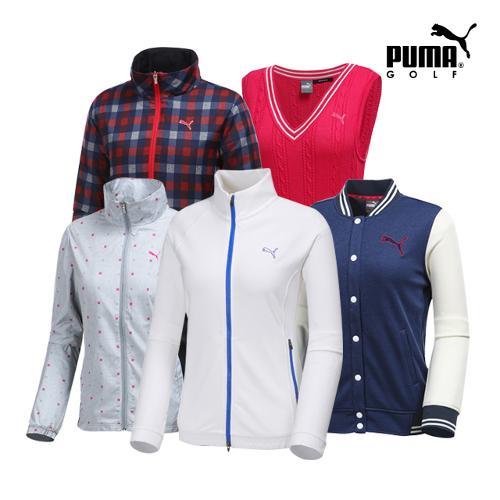 [푸마골프] 여성 골프웨어 아우터 29,900원~_GA