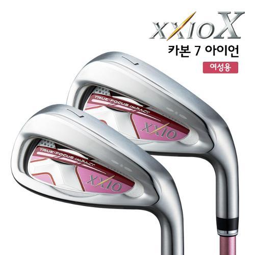 던롭코리아정품 XXIO X 젝시오10 여성 7아이언 (6-9,P,A,S 아시안스펙)
