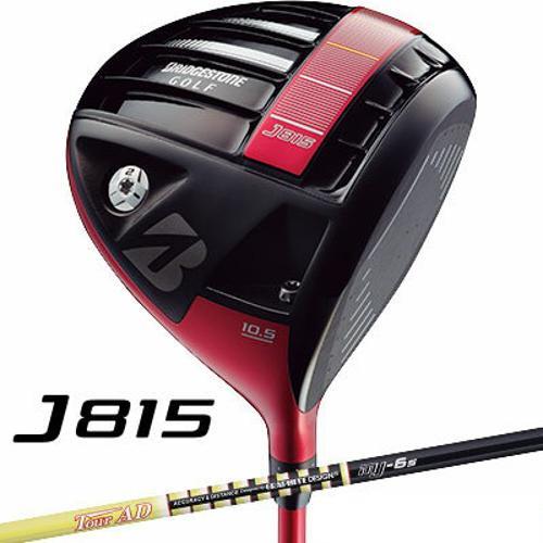 [해외구매대행] 브리지스톤 골프 J815  BLACK 드라이버 Tour AD LV 샤프트