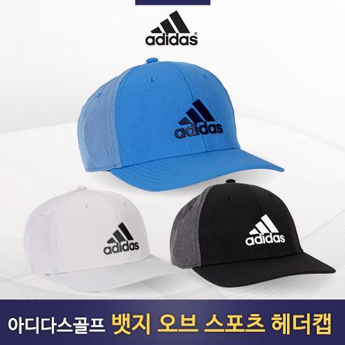 [아디다스골프] 2019 뱃지 오브 스포츠 햇 골프캡 모자