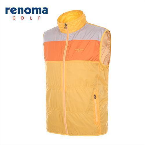 [레노마골프]남성 초경량 배색 풀집업 베스트 RAVT02511-MS