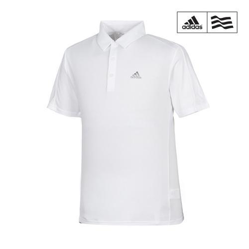 [아디다스골프] 남성 심플 베이직 카라반팔 티셔츠 B22265_GA