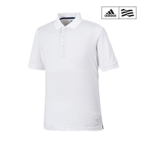 [아디다스골프] 남성 솔리드 카라반팔넥 티셔츠 B87353_GA