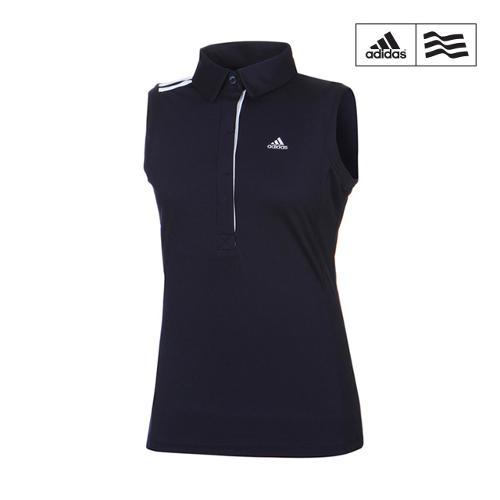 [아디다스골프] 여성 캐주얼 시크 민소매 티셔츠 BA1349_GA