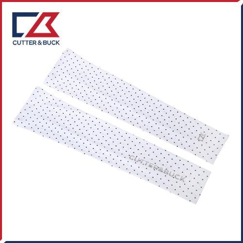 커터앤벅 여성 스판소재 별 패턴포인트 냉감 팔토시 - PB-14-181-216-01