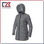 커터앤벅 여성 별 패턴포인트 레인코트/사파리비옷(후드삽입형) - PB-11-181-209-01